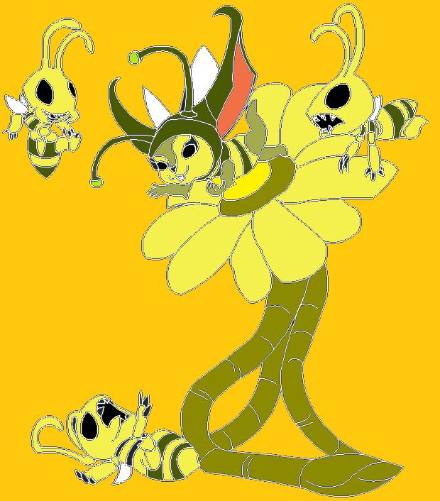 Bug Petal