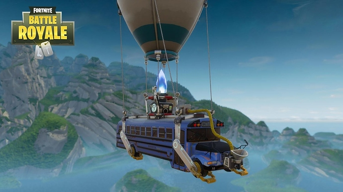 Fortnite Battle Bus - Off Topic - VG Community Forums