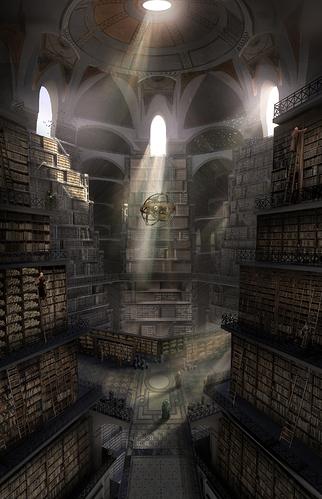 kieran-belshaw-citadel-library-interior-v009-spiralstaircase