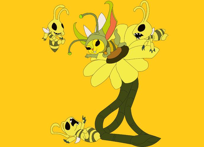 Bug Petal-1