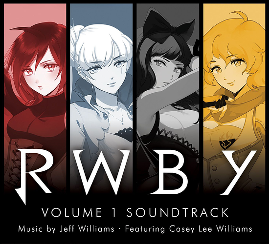 RWBY_Volume_1_Soundtrack_Cover